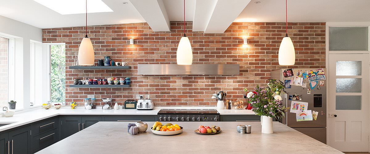 How To Pick The Right Pendant For Your Kitchen Island