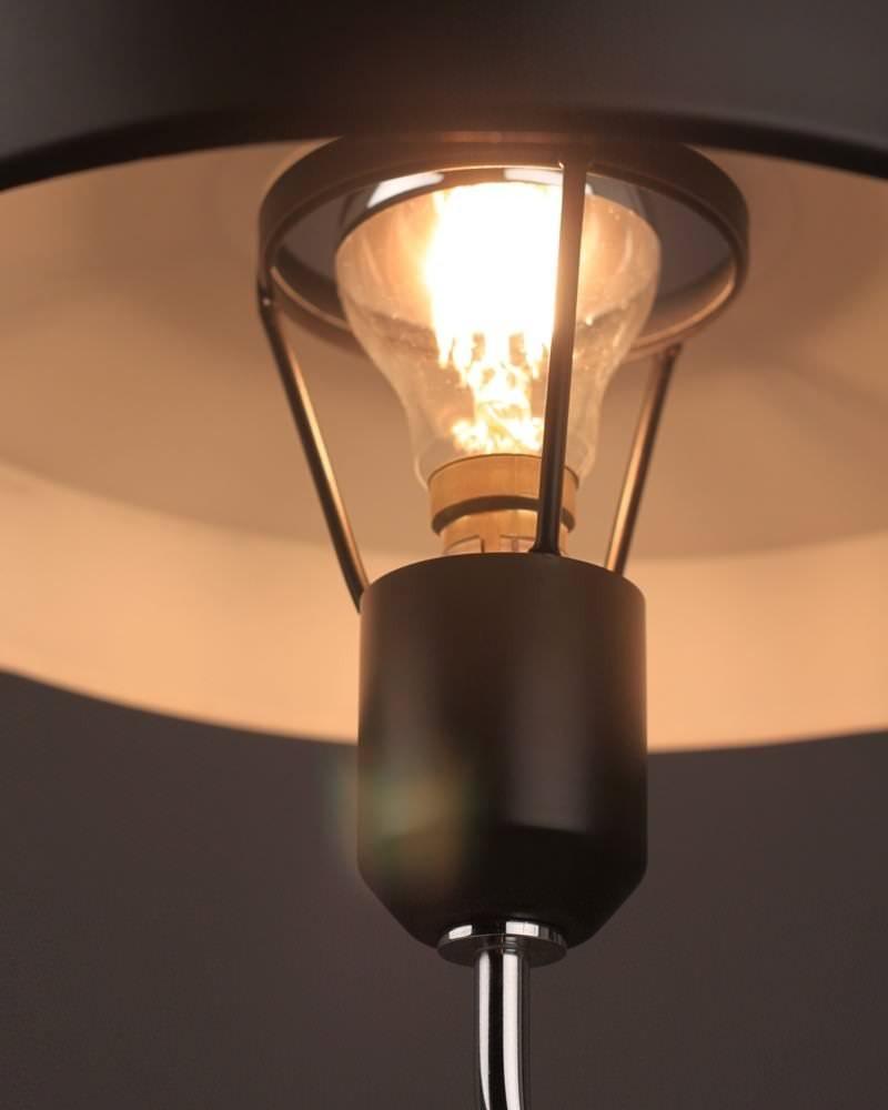 Vintage Lighting 1950 S Black Desk Lamp By Louis Kalff