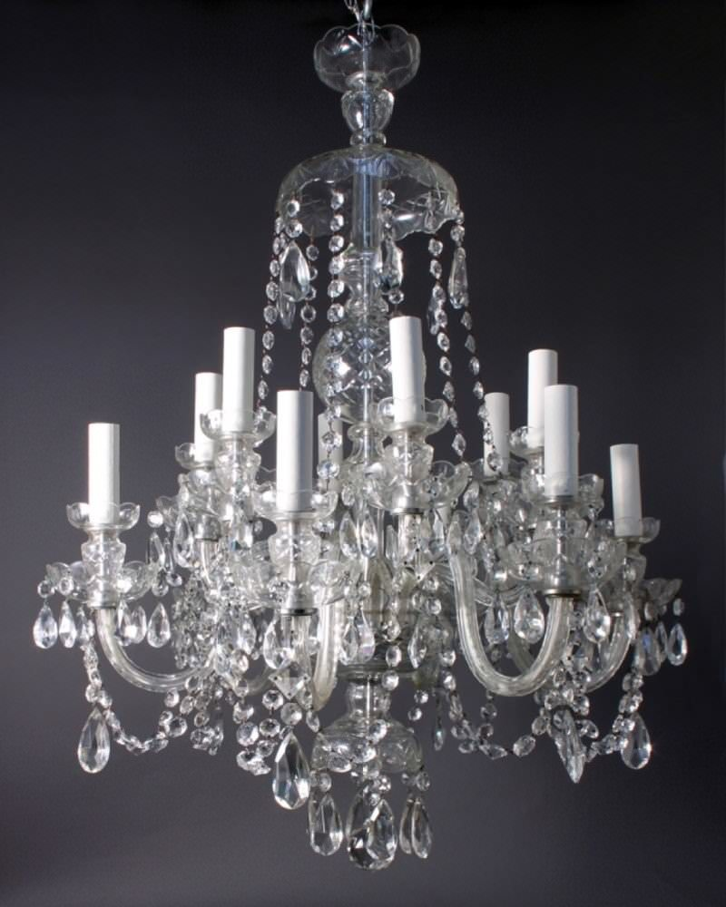 Antique Crystal Chandelier, Antique Crystal Chandelier - Crystal Chandelier, Antique Crystal Chandelier