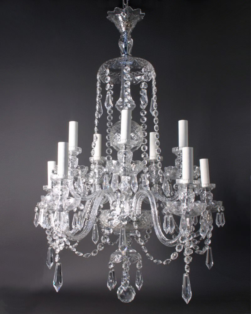 Antique crystal chandelier replacement parts chandelier design ideas antique crystal chandelier aloadofball Images