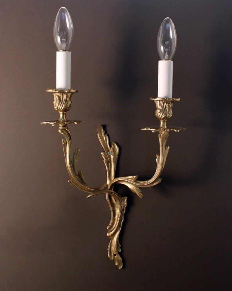Antique lighting antique rococo wall lights pair aloadofball Gallery