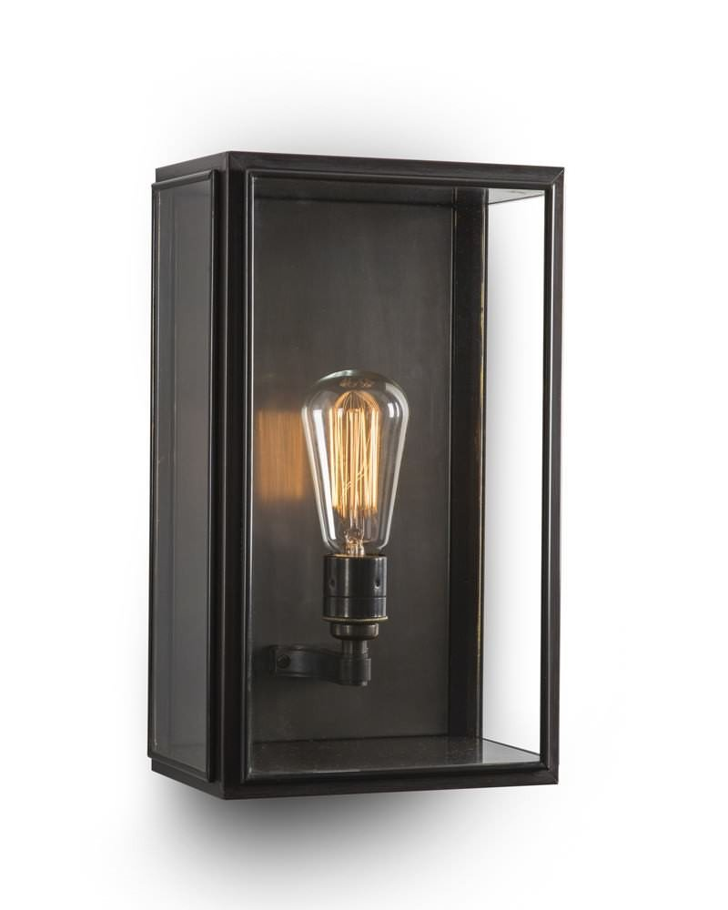 An Outdoor Light Outdoor lights expertly crafted and beautifully designed by fritz outdoor brass box wall lantern birch industrial retro lighting workwithnaturefo