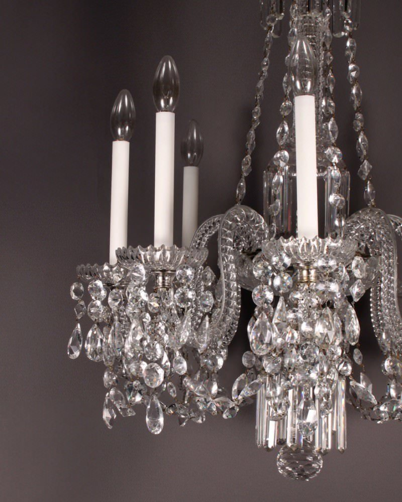 Victorian crystal chandelier 0 00 english victorian crystal victorian crystal chandelier 0 00 english victorian crystal chandelier aloadofball Images