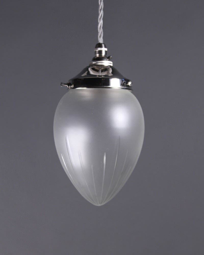 frosted glass pendant lights 3 qty fritz fryer