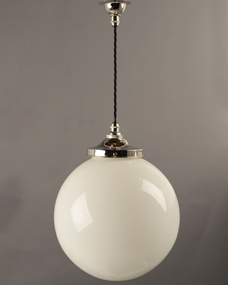 Garway Globe Pendant Light
