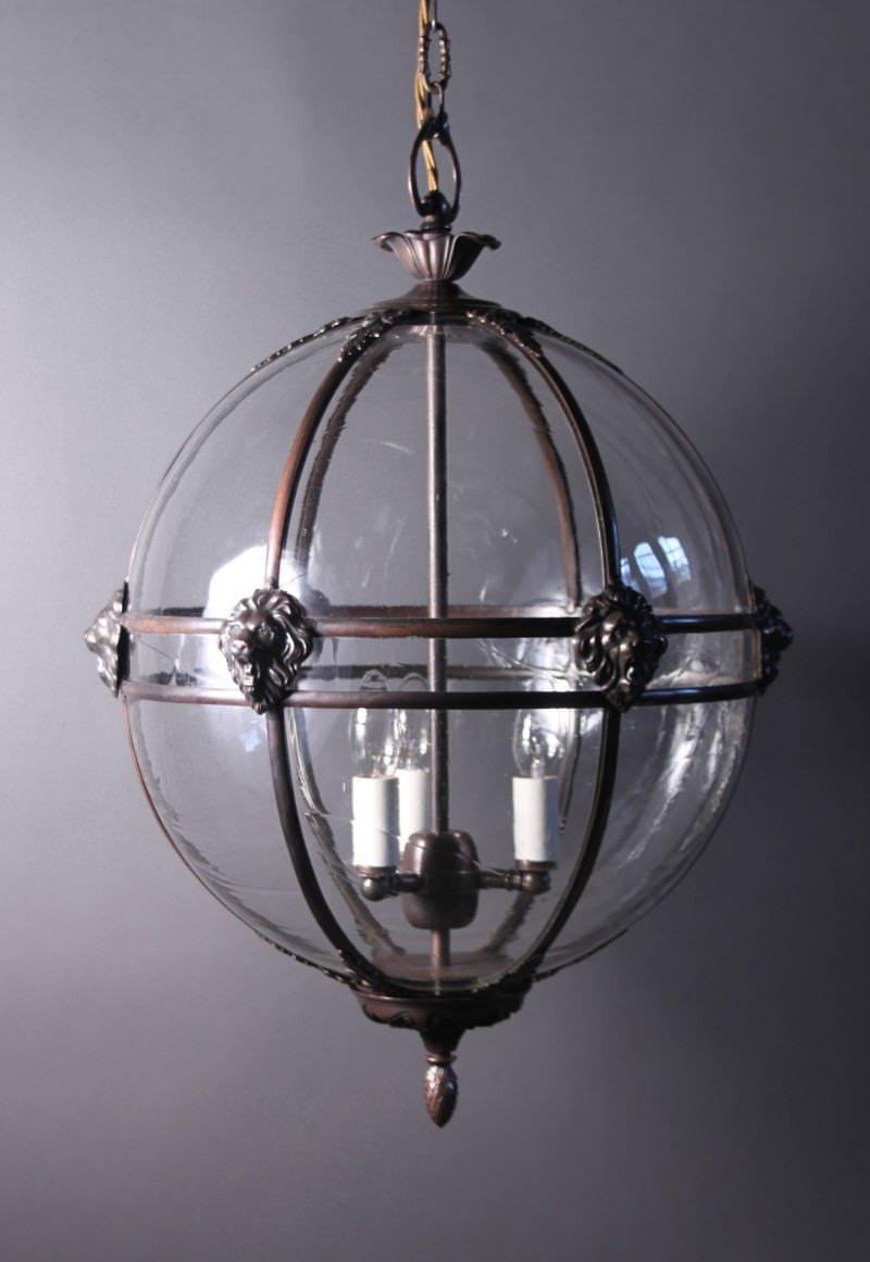 Globe Hall Lantern Fritz Fryer