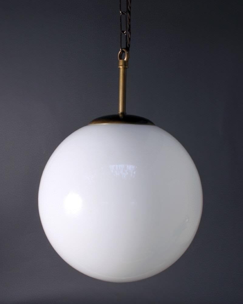 Globe Pendant Light | Fritz Fryer