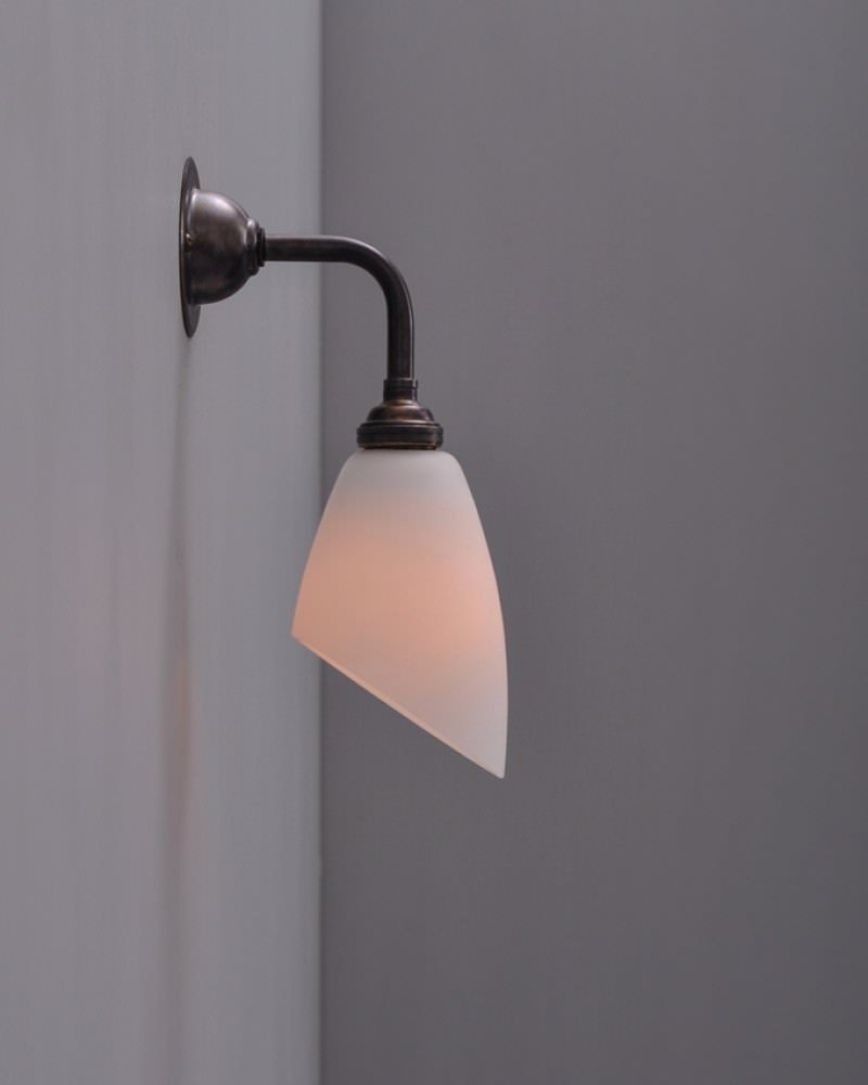Orcop Industrial style wall light Fritz Fryer