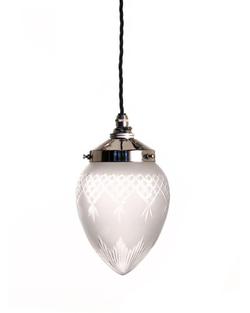 Penyard Cut Glass Pendant Light