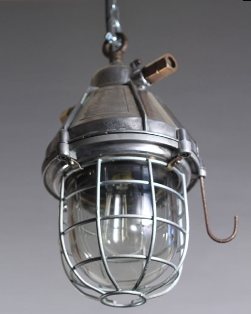 reclaimed industrial lighting. vintage lighting reclaimed industrial explosion proof lamps r