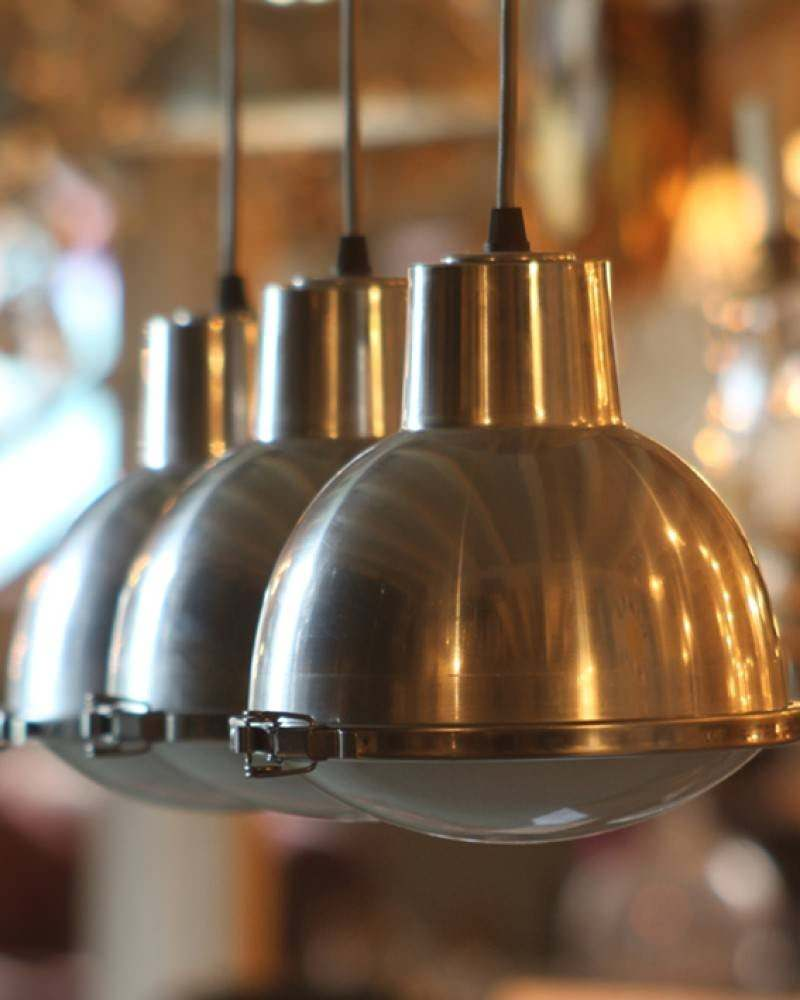 Sutton Industrial Pendant Light