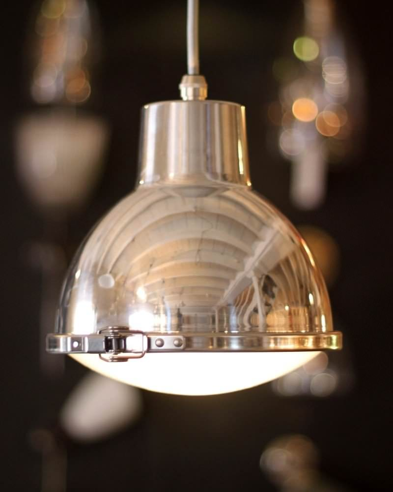 Sutton Industrial Pendant Light