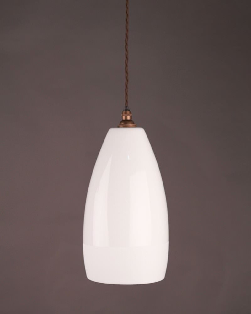 Pendant Lighting For Bathrooms : Upton ceramic bathroom pendant light fritz fryer
