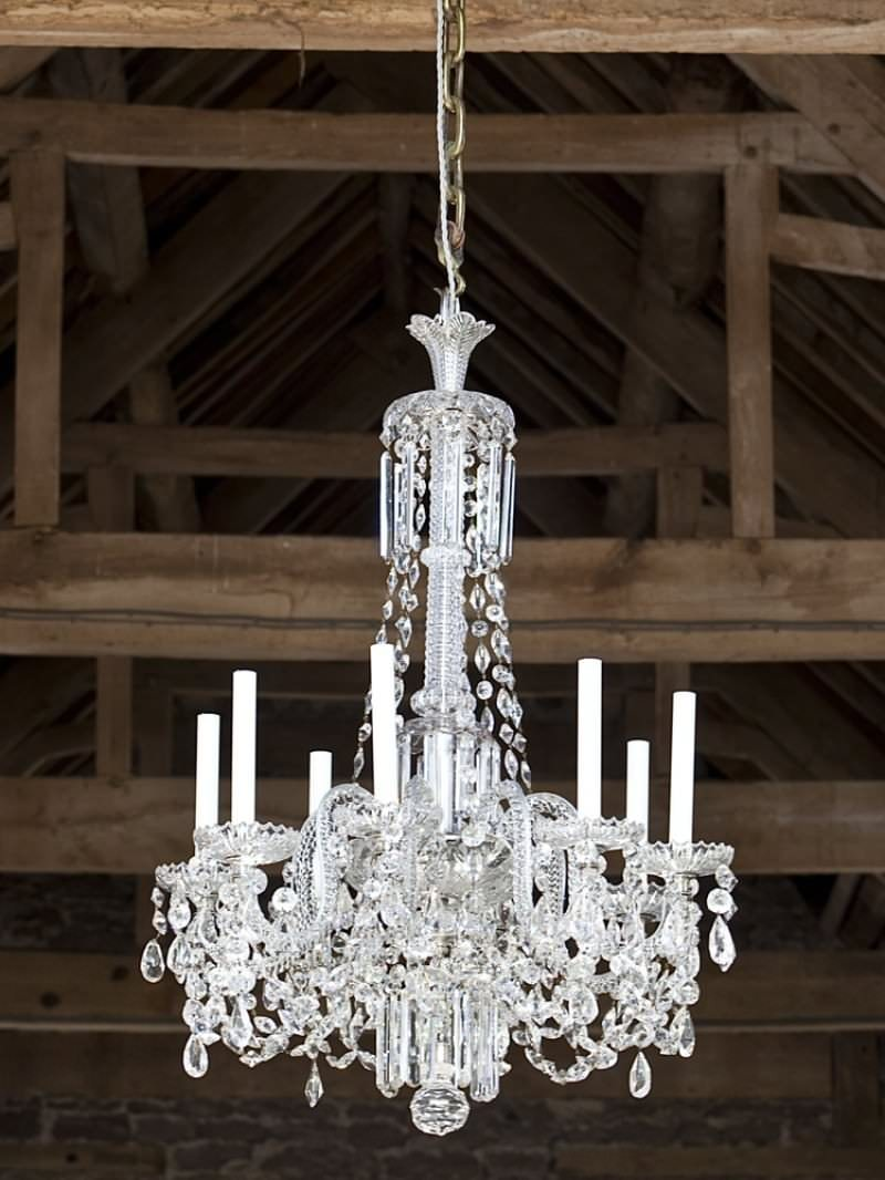 Chandelier lighting victorian crystal chandelier aloadofball Images