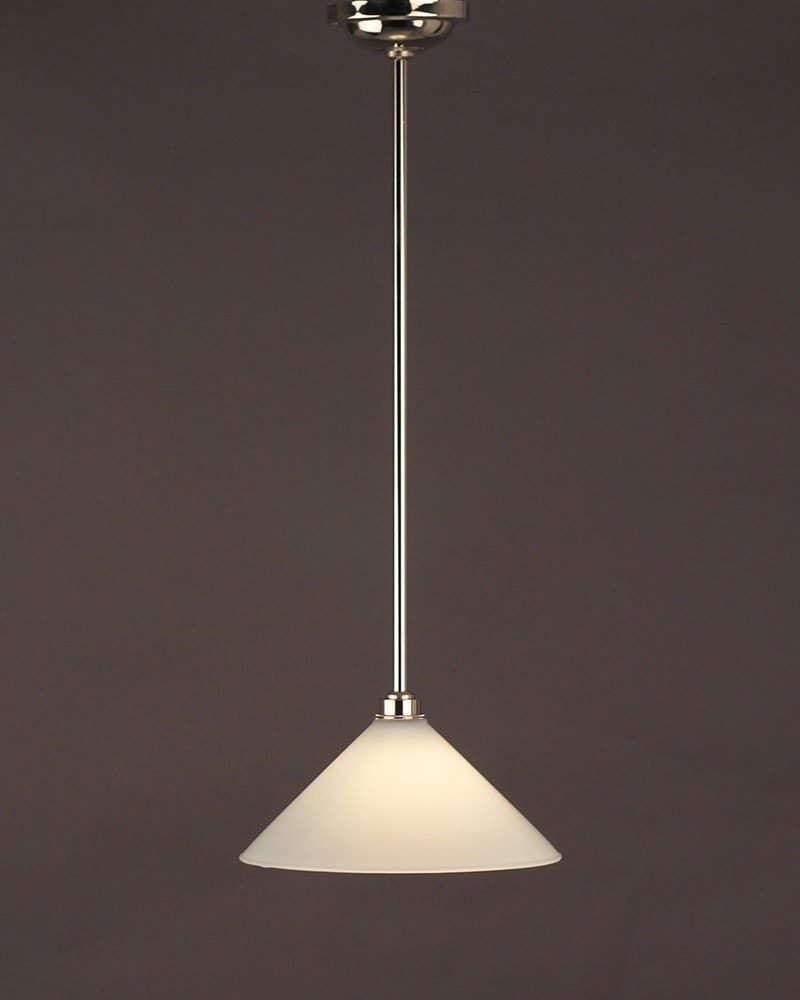 Edwardian Style White Glass Hay Coolie Bathroom Ceiling Light (Ip44 Rated) & Edwardian Style White Glass Hay Coolie Bathroom Ceiling Light (Ip44 ...