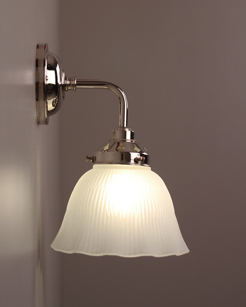 Contemporary Bathroom Wall Lights lighting contemporary lighting frosted caple bathroom wall light