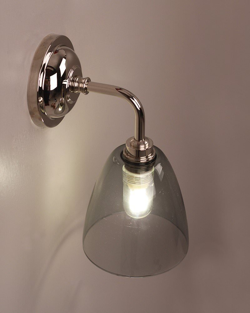 Bathroom Lighting Uk wall light, contemporary lighting bathroom lighting pixley glass