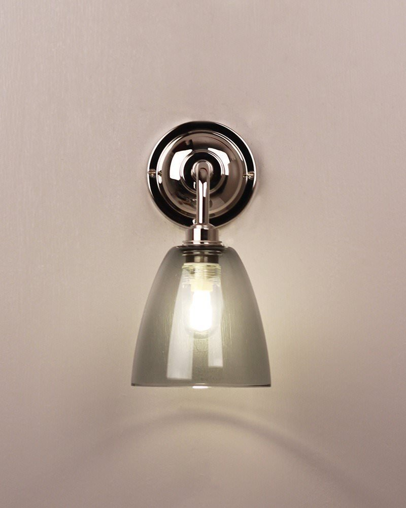 Contemporary Bathroom Wall Lights wall light, contemporary lighting bathroom lighting pixley glass