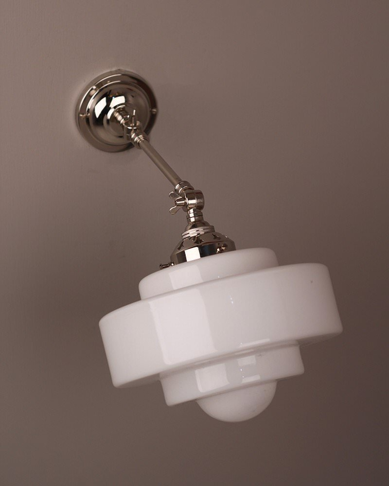 art deco lighting. art deco lighting, savoy art deco jelly mould reading light lighting s