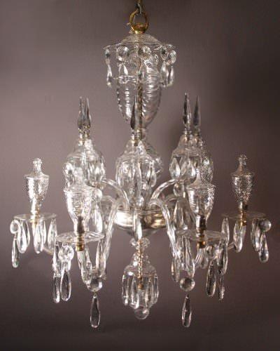 Unique Chandeliers: Antique Crystal Chandelier, Unique Antique Crystal Chandelier