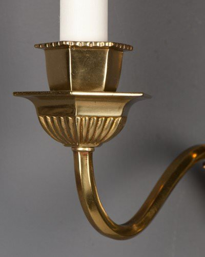 Antique-wall-sconces-brass-edwardian-wall-light-classical-style-sconce-pot-candle