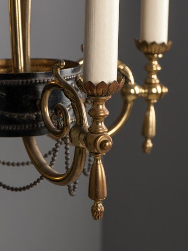 pair of wooden double branch empire style wall brackets branch detail