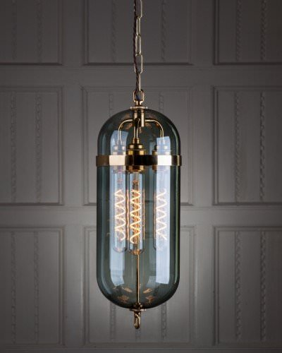 The Aston Lantern With Smoked Glass Ceiling Pendant Light Industrial Retro Lighting & Bespoke Lighting Design beautifully crafted by Fritz Fryer the ... azcodes.com