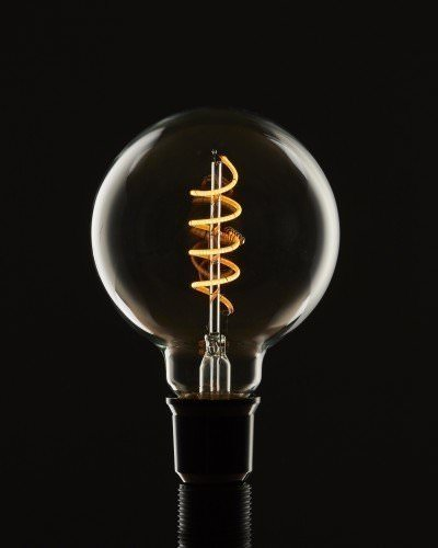 Lighting Accessories Vintage And Contemporary Led Spiral