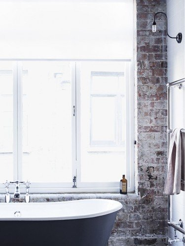 industrial-style-bathroom-swan-neck-fitting