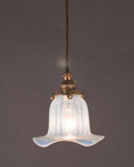 Pretty Glass Pendant Lights