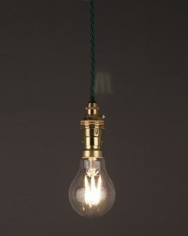 LED GLS STYLE SQUIRREL CAGE BULB