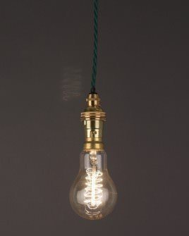 Vintage Light Bulb, Small Filament Bulb 40w