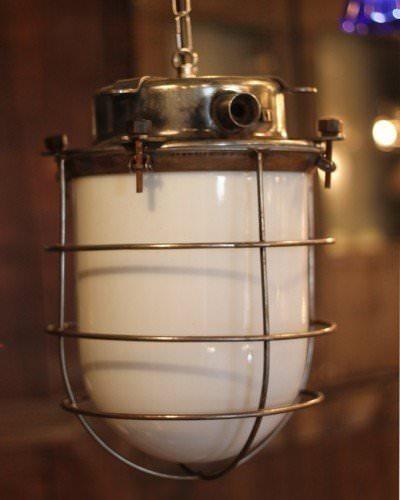 Russian Industrial Pendants: Lighting Styles