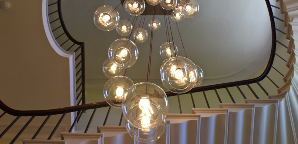 Bespoke Chandeliers and Custom Lighting Projects