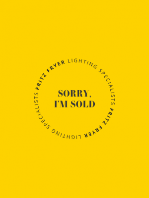 A Converted Spherical Universal Laboratory Vessel Pendant Light