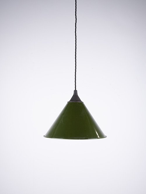 British Army Pendant Light