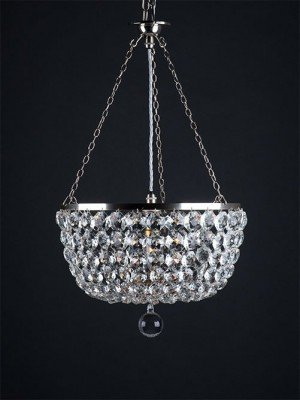 Foy Crystal Chandelier