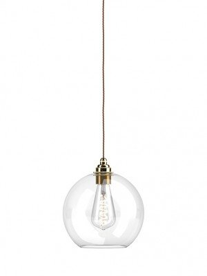 Hereford Globe Pendant Light