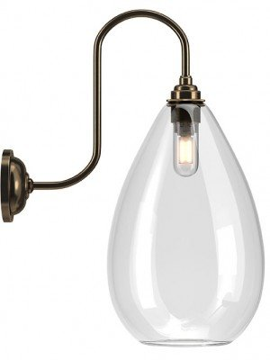 Wellington Swan Neck Bathroom Light
