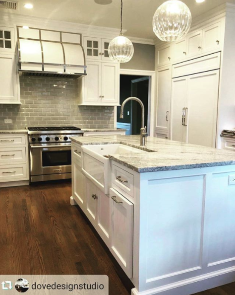 Dove design studio kitchen