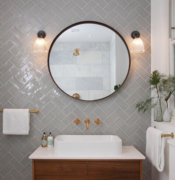 The Perfect Pairing Light And Mirrors, Wall Mirror Lights Bathroom