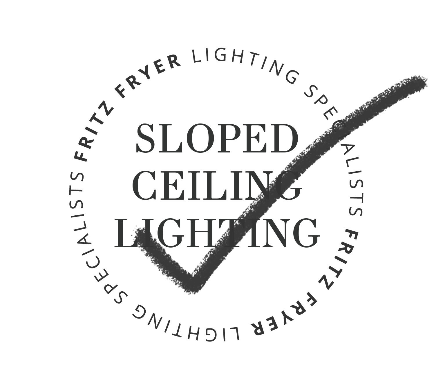 sloped ceiling lighting approved