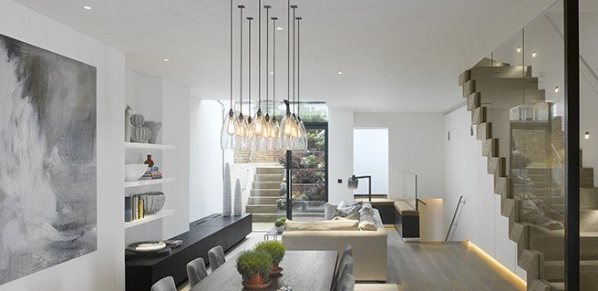 HERE'S TO MODERN CONTEMPORARY PENDANT LIGHTS Unique Modern Dining Room Pendant Lighting Property