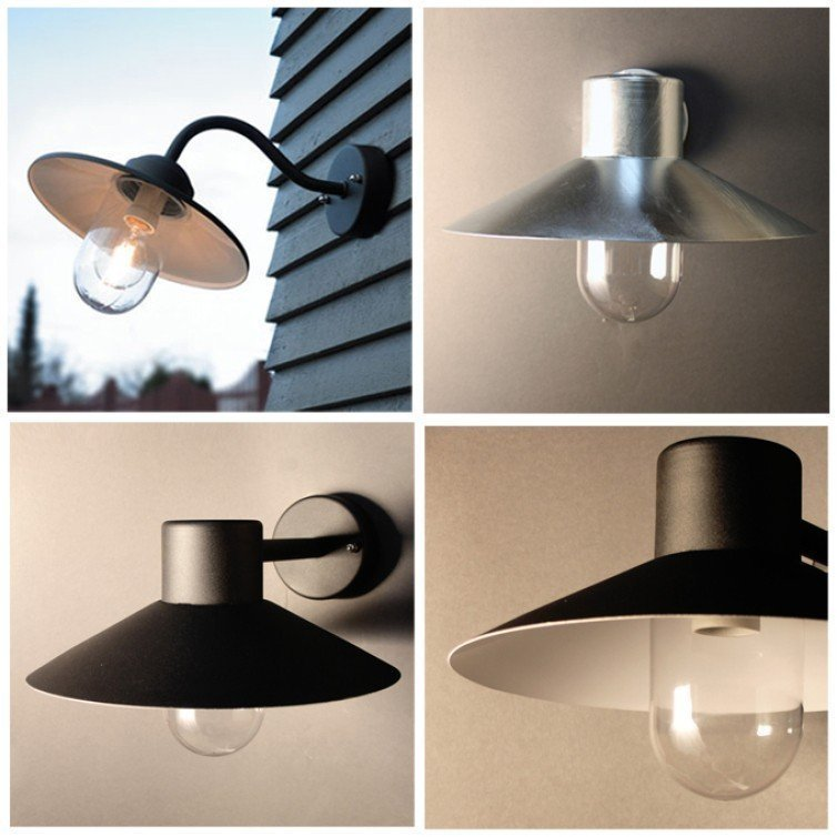 Outdoor lighting for a period home aloadofball Image collections