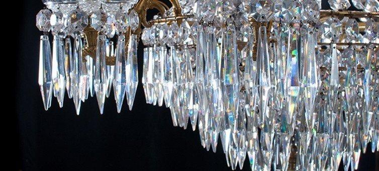 antique-lighting-crystal-chandelier-restorers-fritz-fryer & Antique Lighting Restoration azcodes.com